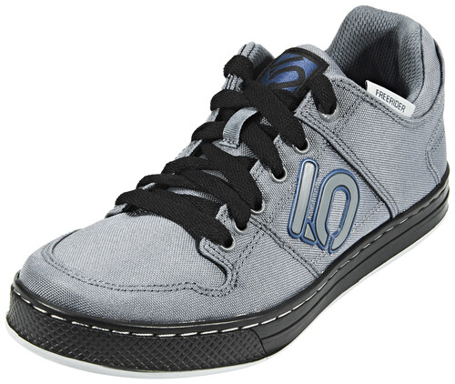 Five Ten Freerider Canvas - Chaussures - gris 41,5 2017 Chaussures BMX & dirt